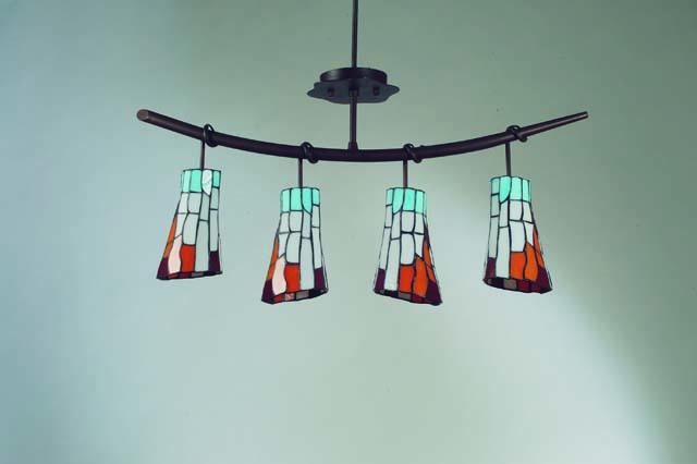 Lampadari E Plafoniere Tiffany : Plafoniera florenz lamp